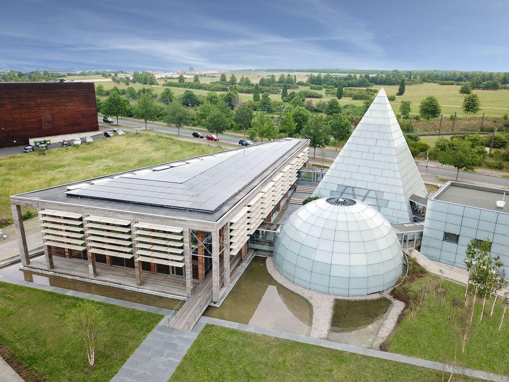 Dänischer Expo-Pavillon Hannover